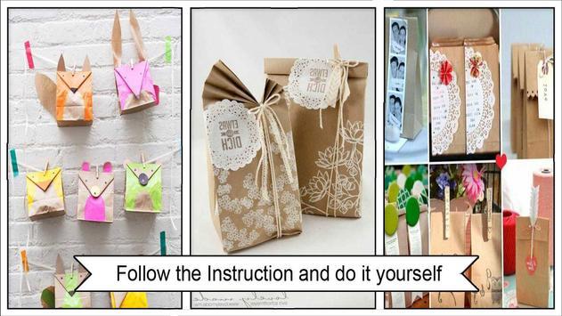 Creative DIY Paper Bags screenshot 2