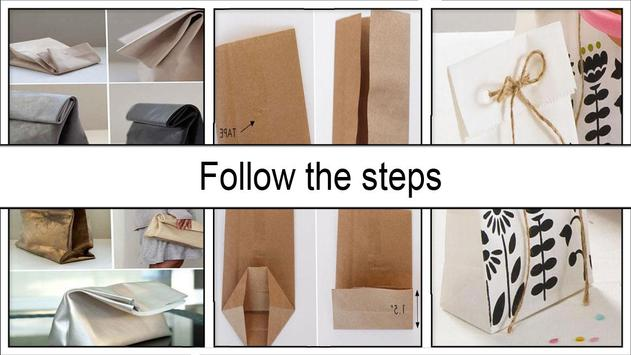 Creative DIY Paper Bags screenshot 4