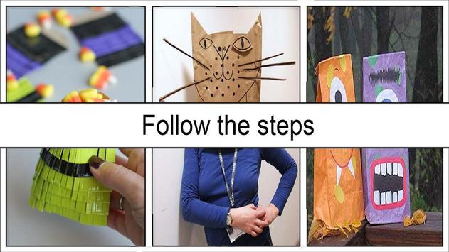 Creative Halloween Paper Bags screenshot 4