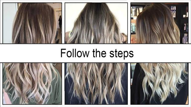 Adorable Balayage Hair Color Ideas screenshot 4