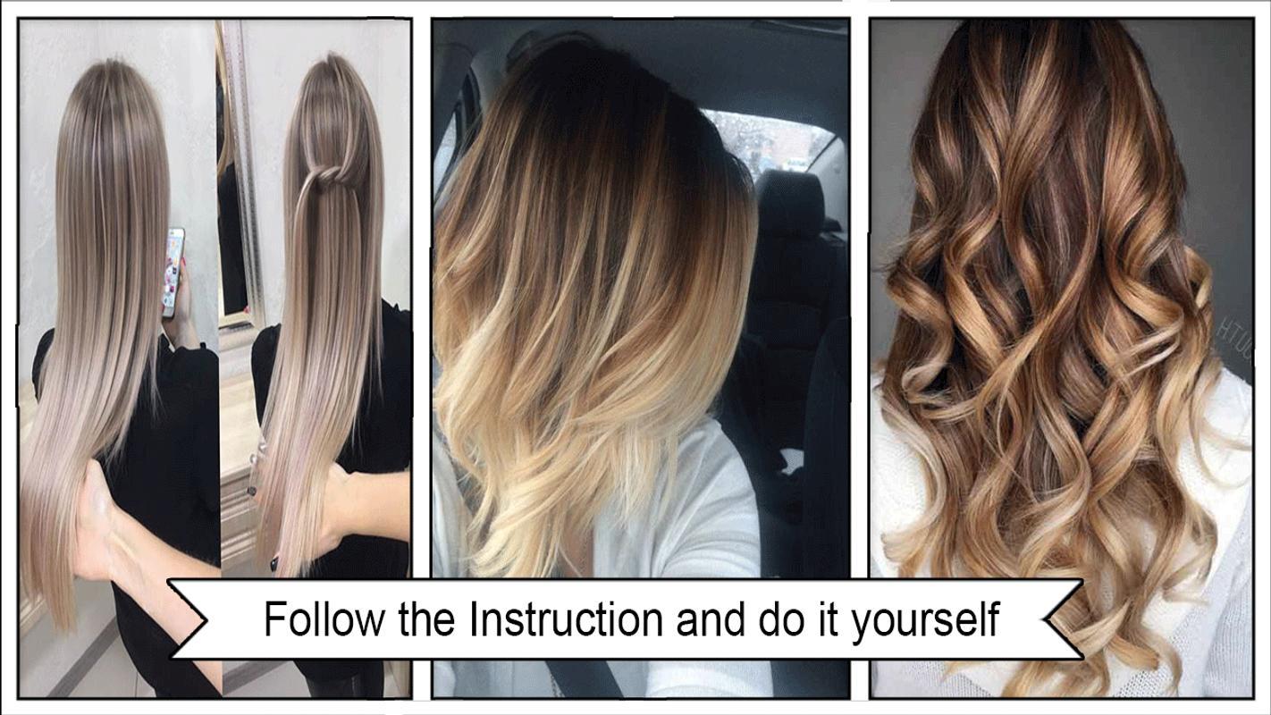 Adorable balayage hair color ideas for android apk download adorable balayage hair color ideas captura de pantalla 2 solutioingenieria Choice Image