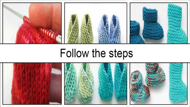 Easy Knitting Socks Pattern for Android - APK Download