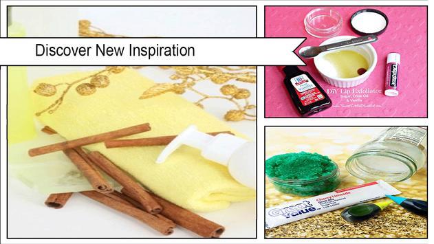 Hommade Lip Scrubs Ideas apk screenshot