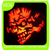 Spooky Pumpkin-Carving Designs icon