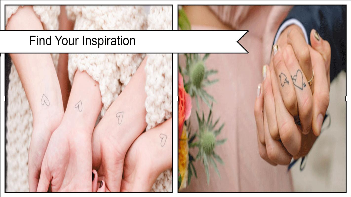 Romantic Wedding Ring Tattoos APK Download - Free Lifestyle APP for ...