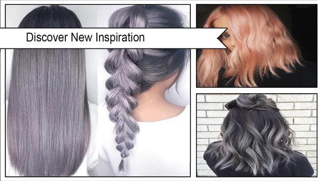 Trending Pastel Hair Ideas screenshot 2