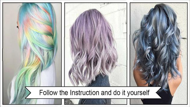 Trending Pastel Hair Ideas screenshot 3