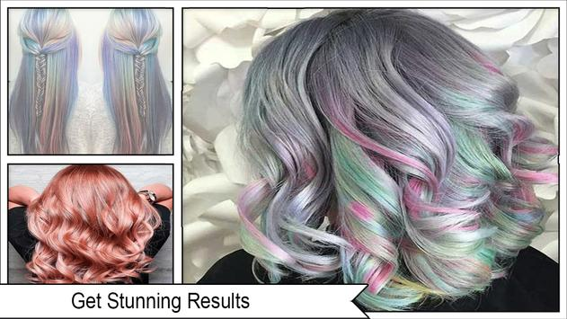 Trending Pastel Hair Ideas screenshot 4