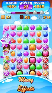 Candy Star Saga apk screenshot