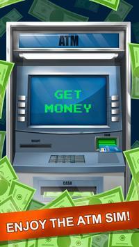 Bank ATM Cash Simulator poster