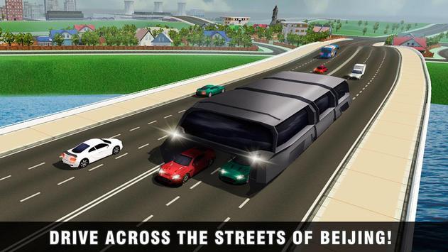 China Elevated Bus Simulator screenshot 1