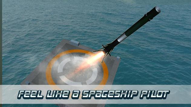 Space Rocket Landing Simulator apk screenshot