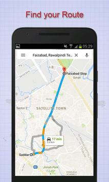Route Finder screenshot 2
