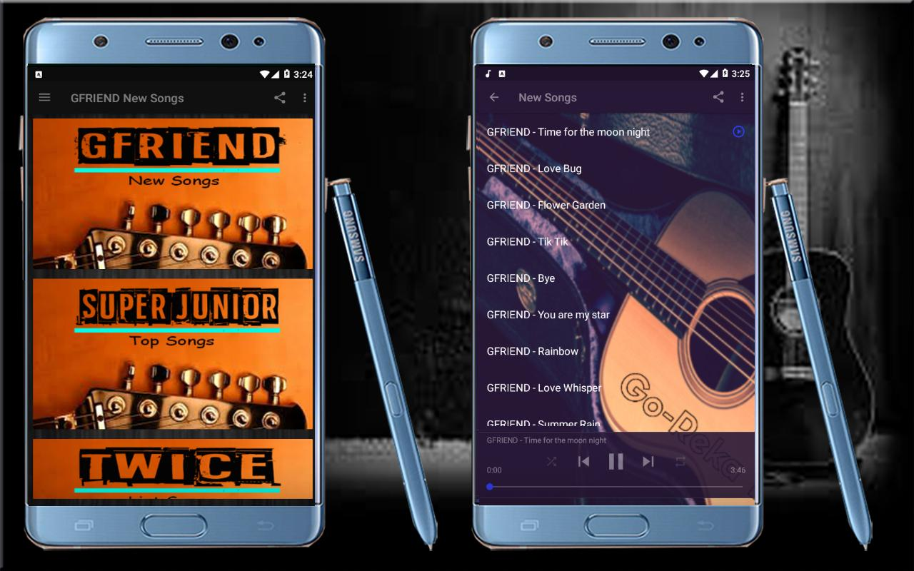 Gfriend Time For The Moon Night For Android Apk Download
