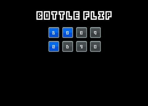 Bottle Flip poster
