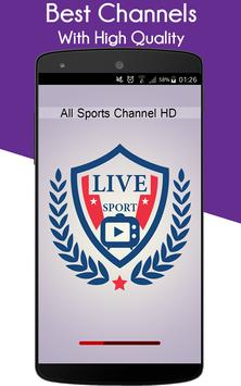 bien sports tv 2017 free apk screenshot