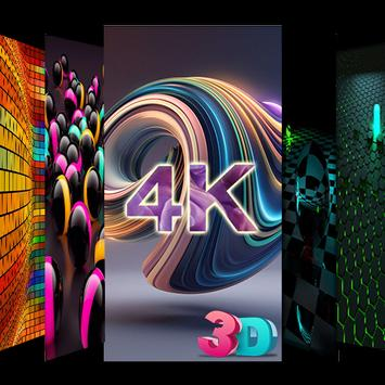 HD 3D Wallpapers| 4K Image Collection screenshot 6