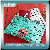 Creative DIY Envelope Tutorial icon