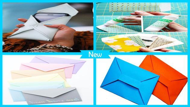 Creative DIY Envelope Tutorial poster