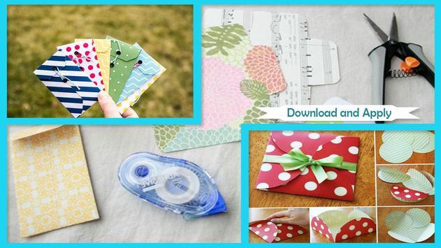 Creative DIY Envelope Tutorial screenshot 2