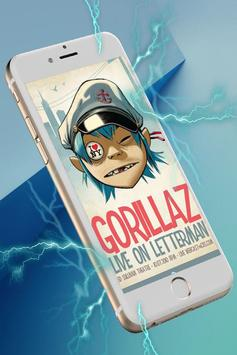 Gorillaz New Wallpaper screenshot 2