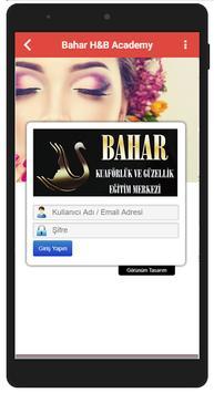 Bahar Hair & Beauth Academy screenshot 12