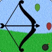 Balloon & Arrow icon
