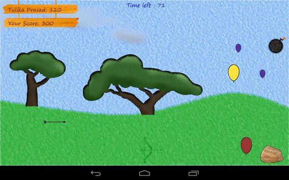 Balloon & Arrow apk screenshot