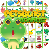 Pets Blast Connect icon
