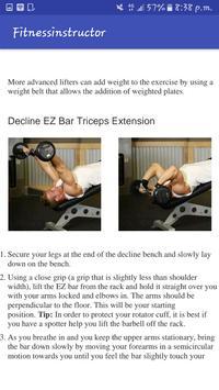 Fitness Instructor screenshot 3