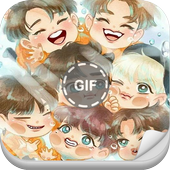 GOT7 GIFs Kpop Collection icon