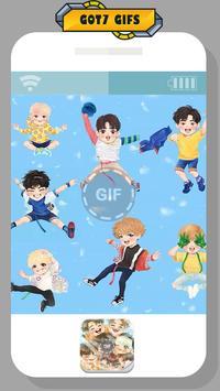 GOT7 GIFs Kpop Collection screenshot 3