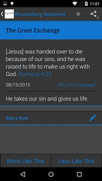 Brownsburg Nazarene apk screenshot