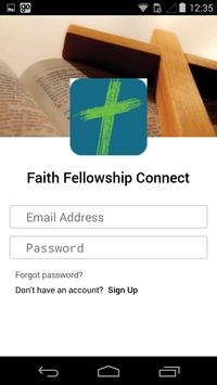Faith Fellowship Connect poster