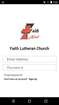 Faith Lutheran Church apk screenshot