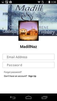 MadillNaz poster