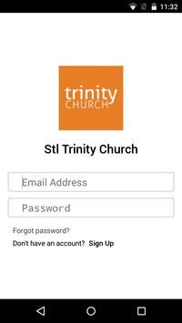 Stl Trinity Church poster