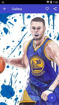 HD Stephen Curry Wallpaper Apk Screenshot