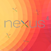 Nexus 4 Live Wallpaper icon