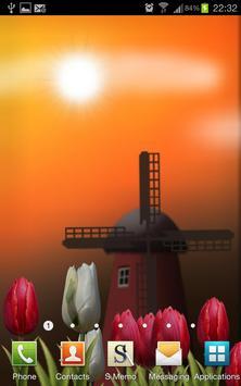 Flowers HD Free Live Wallpaper screenshot 5