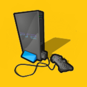 Emulator for PS2 icon