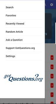 Got Questions? apk screenshot