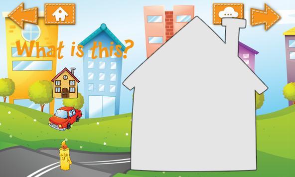 4 Kids: Guess the shape quiz screenshot 4