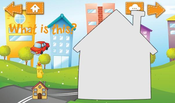 4 Kids: Guess the shape quiz screenshot 9
