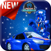 Go Turning Mecard Racing Adventure Game icon