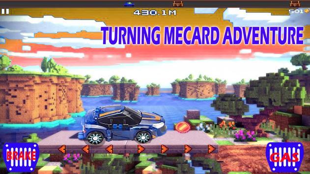 Go Turning Mecard Racing Adventure Game apk screenshot