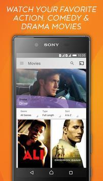 Crackle - Free TV & Movies apk screenshot