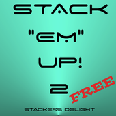 Stack Em Up 2 Free icon