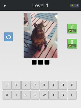 Animal Quiz- Guess the animals apk screenshot