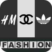 Fashion quiz - Guess the logo! icon
